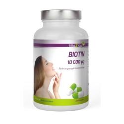 Natrol Biotin 10,000 mcg Maximum Strength Tablets