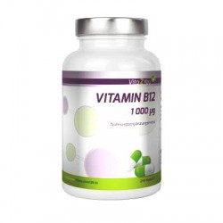 Vitamin B 12, 240 kapseln
