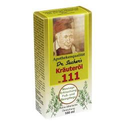 Massage Kräuter Öl 100 ml